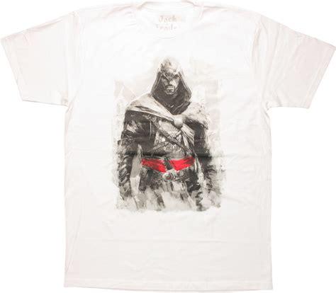 Tshirt Assassins Creed assassins creed ezio white t shirt