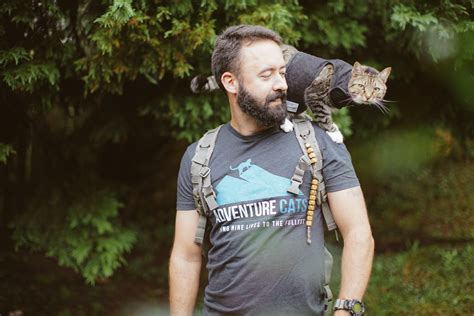 living on a boat with cat what backpacks are best for cats adventure cats