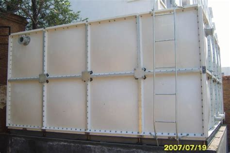 Frp Panel Tank Frp Water Tank Grp Panel Section Water Tank For Grp Water