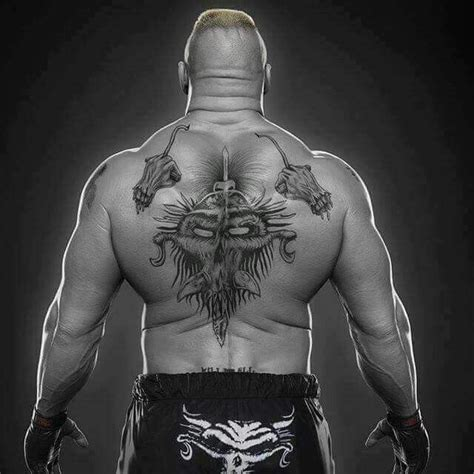 brock lesnar s tattoo 63 best brock lesnar images on brock