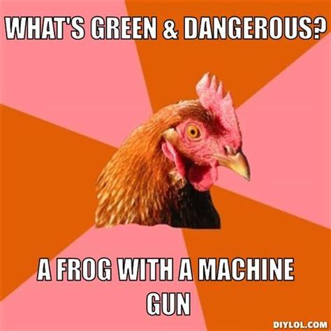 Anti Joke Chicken Meme - dangerous memes image memes at relatably com