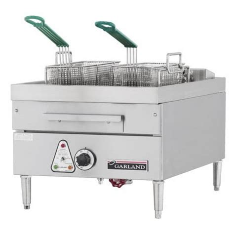 Kw Countertop by Garland E24 31f 18 Countertop Fryer 12 Kw