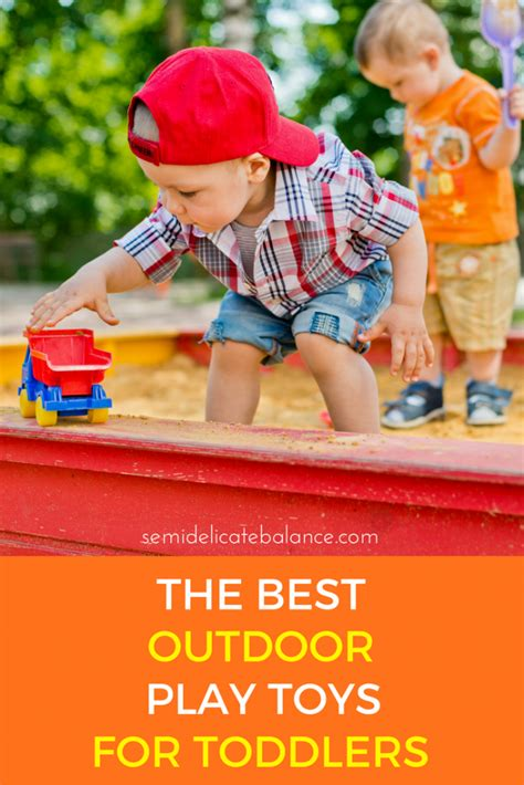 best backyard toys for toddlers the best outdoor play toys for toddlers