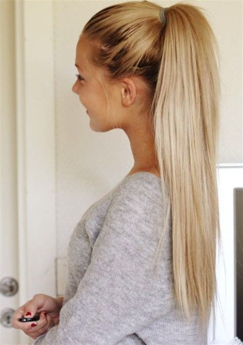 ponytail hairstyles for greasy hair 4 quick fixes for greasy hair teen fashion style my