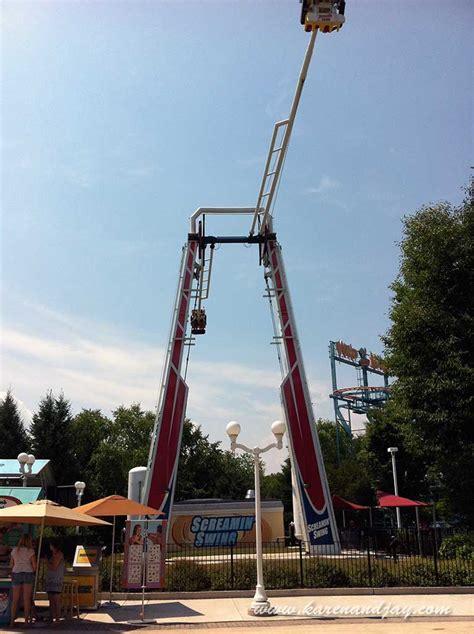 screamin swing dorney park dorney park july 2012