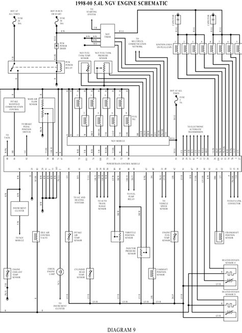 f150 5 4l engine wiring diagram wiring diagram with