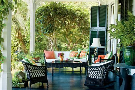 southern living porches charming southern front porch porch and patio design inspiration southern living