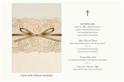 11 first communion invitations psd ai illustrator download