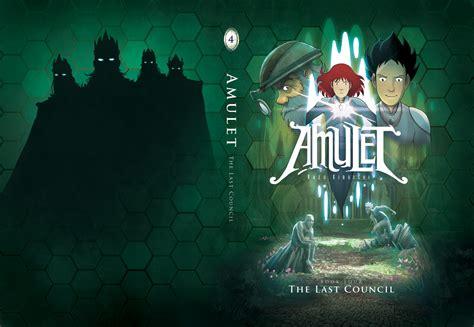 libro amulet kazu kibuishi s blog