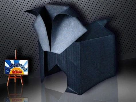 Origami Cat Box - 54 best images about origami cats on cats