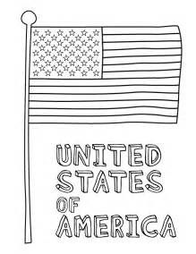american coloring book american flag coloring page free printable pictures