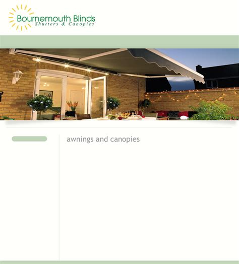 blinds awnings and shutters bournemouth blinds blinds shutters and canopies