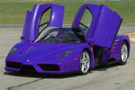 purple ferrari image gallery purple ferrari