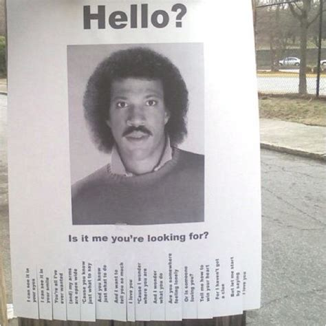 Hello Is It Me You Re Looking For Meme - hello is it me you re looking for i am speechless