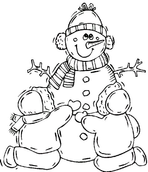coloring pages of winter and hope winter coloring pages bestofcoloring com