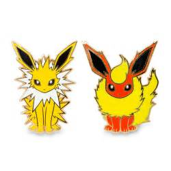 Hawaii Home Decor jolteon and flareon pok 233 mon pins pin collection
