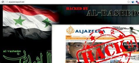 aljazeera net mobile defacements cyber security news