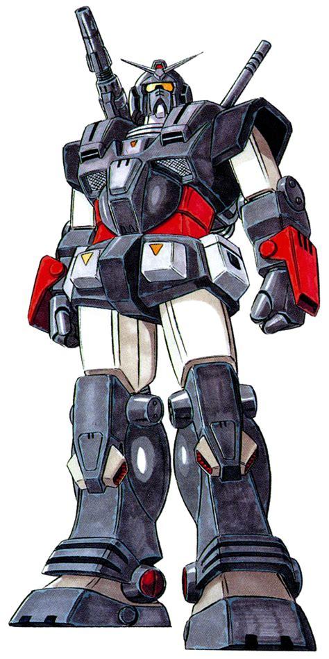 Kaos Gundam Gundam Mobile Suit 19 the fa 78 2 heavy gundam like the fa 78 1 gundam