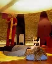 san antica sede torino massaggio sonoro e lettino risonante