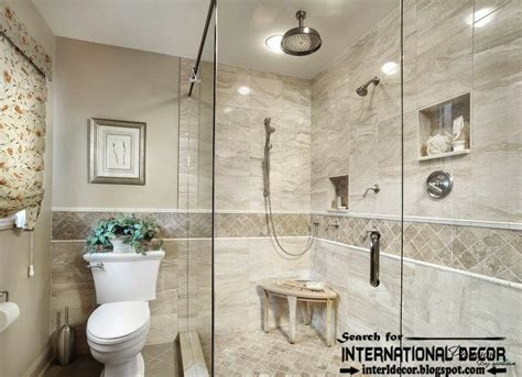 Bathroom Wall Tile Designs 30 Cool Ideas And Pictures Custom Bathroom Tile Designs