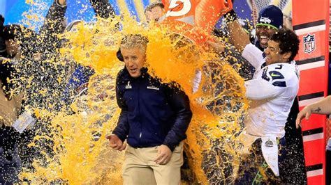 Gatorade Shower sports news articles scores pictures abc news