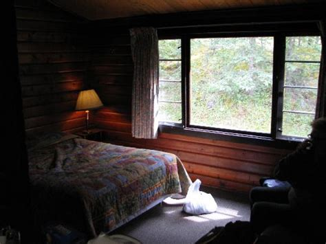 Miette Cabins by The Equally Rustic But Charming Bedroom Picture Of