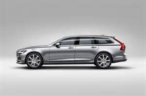Volvo Estate Price 2016 Volvo V90 Prices Revealed Pictures And