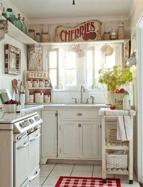 small retro kitchen cheerful vintage kitchen small but interiors