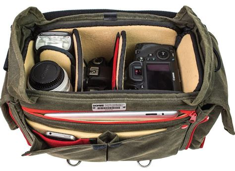 Camera Bag Giveaway - photography bay giveaway domke next generation chronicle camera bag