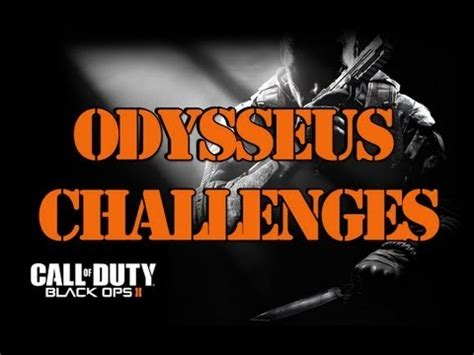 odysseus challenges black ops 2 odysseus challenge gude hd 1080p