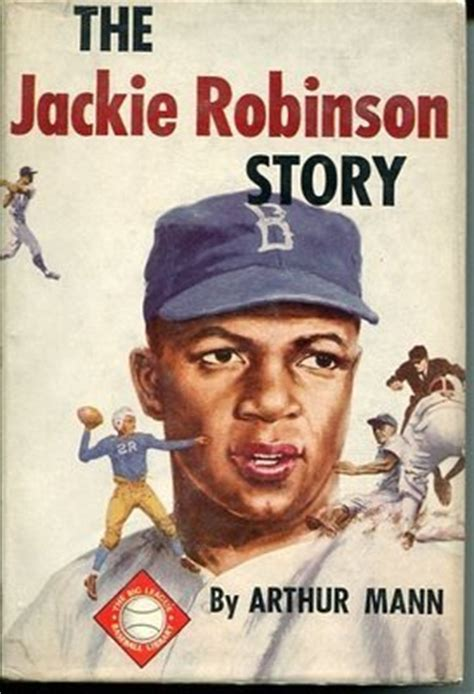 Jackie Robinson An American Book Robinson Signed Autograph The Jackie Robinson Story 1950 1st Ed Book Jsa Signed