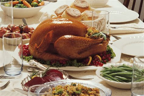 why we eat what we eat on thanksgiving mental floss