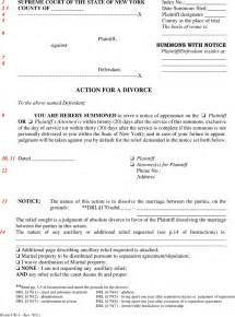 the new york summons with notice can help you make a