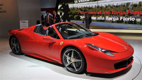How Much Is A Ferrari by How Much Do Ferraris Cost