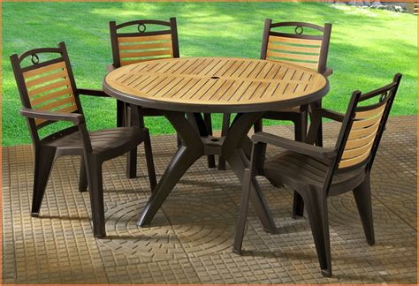 poly resin patio furniture resin outdoor furniture home design