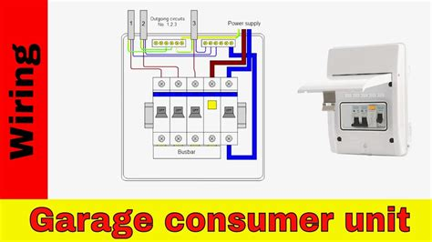 Rcbo Consumer Unit Wiring Diagram Image collections