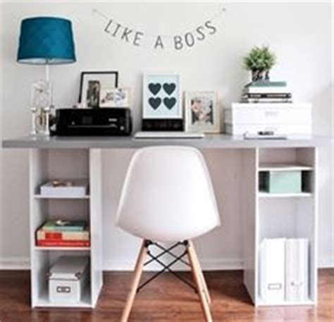 1000 ideas about ikea hack desk on butcher