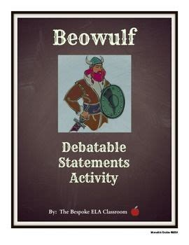 beowulf contains themes that are relevant to modern life 1000 images about beowulf lesson plans and activities for