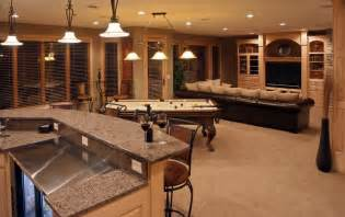 Finished Basement Ideas 8 Things To Know About Finishing A Basement Winthorpe
