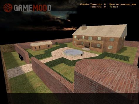 Cs And Mba by Zm Mansion Mba 187 Cs 1 6 Maps Mod Gamemodd