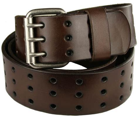 bs200 3 genuine leather casual jean belt brown 1 3 4