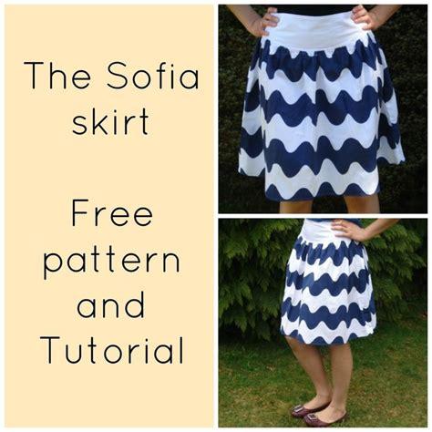 pattern free skort free sewing pattern for skirt sewing pinterest