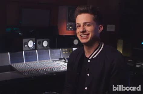charlie puth tour charlie puth spills on getting starstruck by harry styles