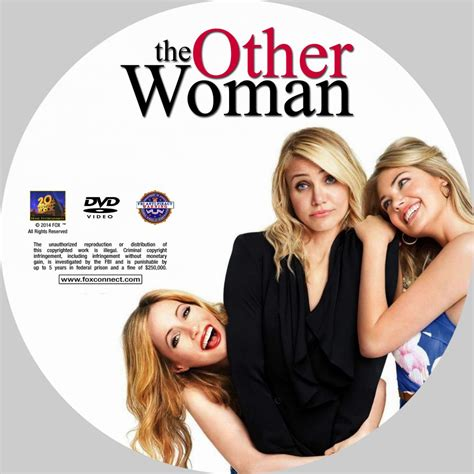 The Other the other woman2 custom dvd labels the other woman2