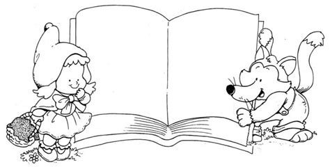 imagenes de cuentos infantiles para colorear e imprimir cuento caperucita lobo dibujalia dibujos para colorear