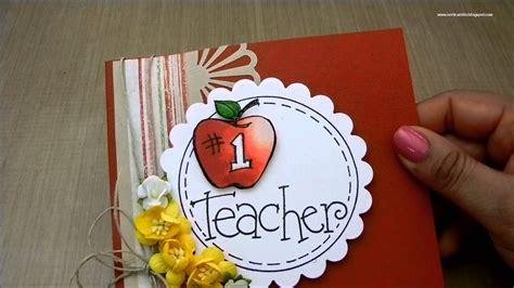 card ideas for teachers handmade birthday cards for teachers alanarasbach