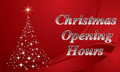 christmas opening hours malahide district credit union