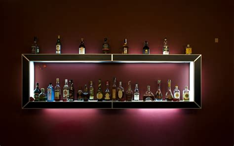Top Shelf Open Bar by Bar Wallpaper 874315