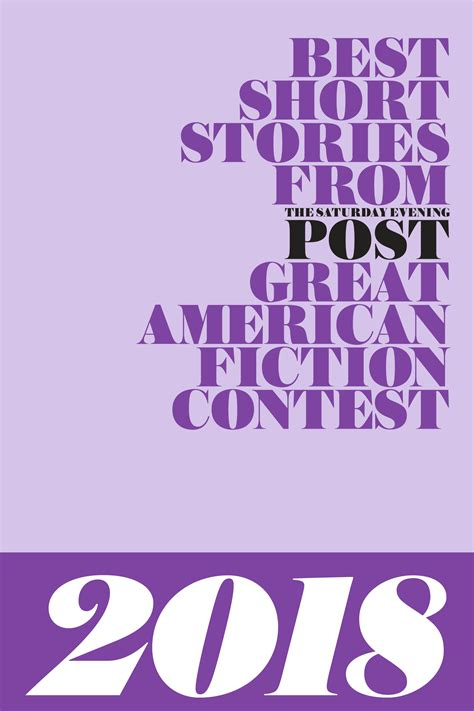 best american fiction great american fiction contest anthologies the saturday