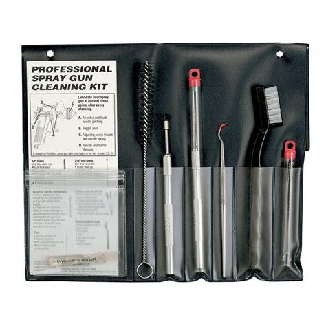 devilbiss  spray gun cleaning kit